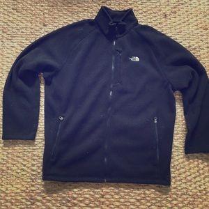 North face XXL black jacket